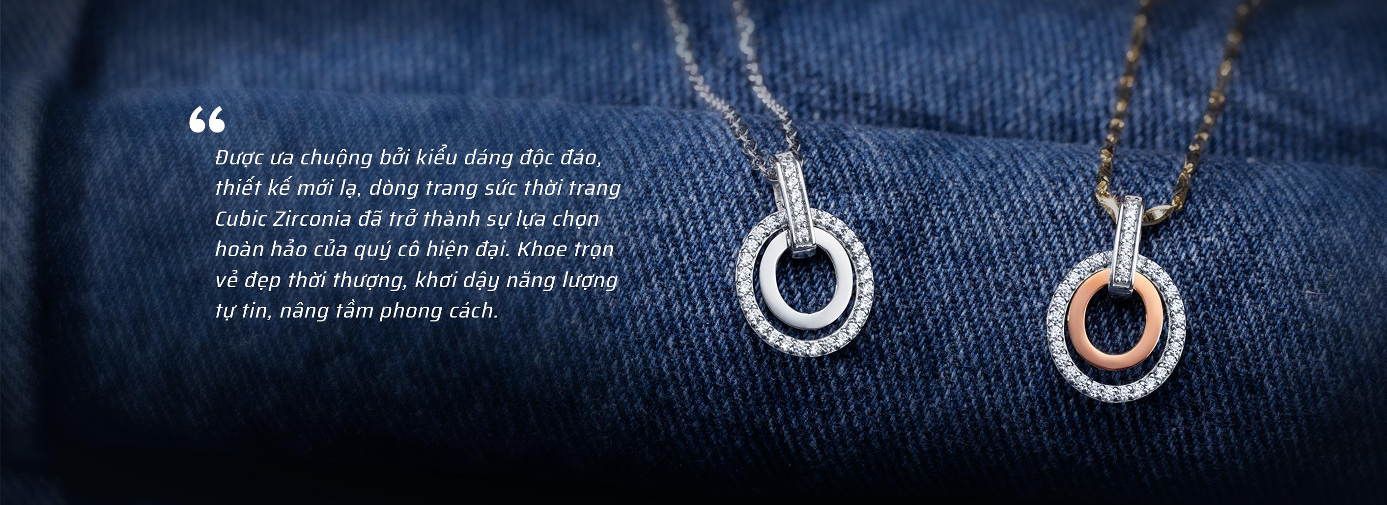 Trang sức cz